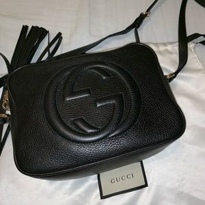 AUTHENTIC GUCCI SOHO